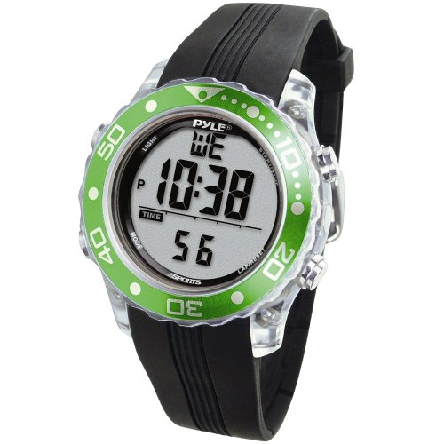 Pyle-Sport Snorkeling Watch - Green from Pyle-Sport