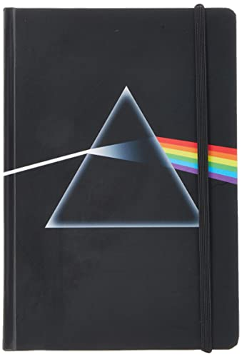 "Pyramid International A5 Floyd""The Dark Side of The Moon"" Notebook - Pink, SR72344 from Pyramid International"