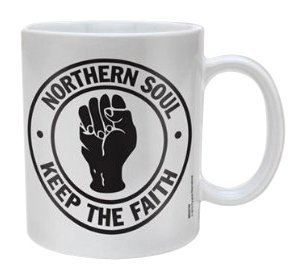 Pyramid International Northern Soul Ceramic Mug from Pyramid