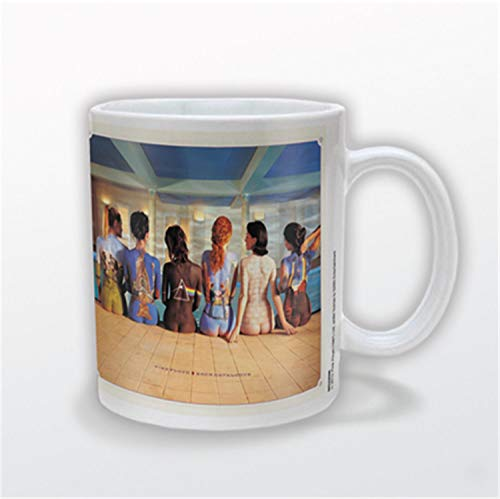 Pyramid International Pink Floyd Back Catalogue Ceramic Mug from Pyramid