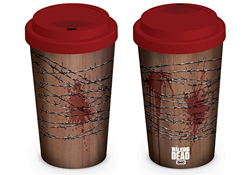 Pyramid International The Walking Dead (Lucille) Official Boxed Ceramic Coffee/Tea Mug, Paper, Multi-Colour, 12 x 12 x 1.3 cm from Pyramid International