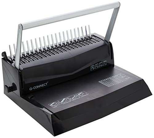 Q-CONNECT Premium Comb Binder from Q-Connect