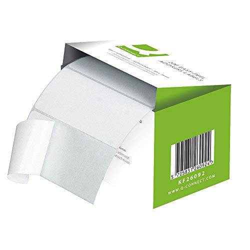 Q-Connect Easi Peel Address Label - Roll of 200 from Q-CONNECT