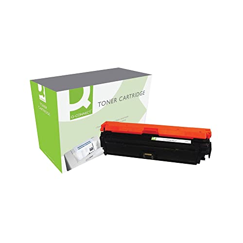 Q-Connect Compatible Toner for HP CF212A Toner Cartridge, Yellow from Q-CONNECT