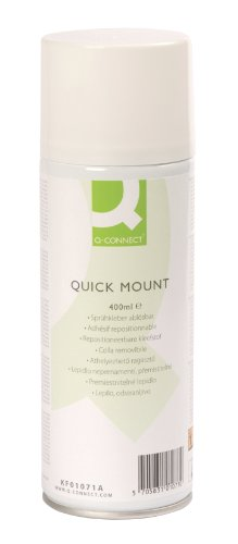 Q-Connect Quick Mount Aerosol Adhesive KF01071 from Q-CONNECT
