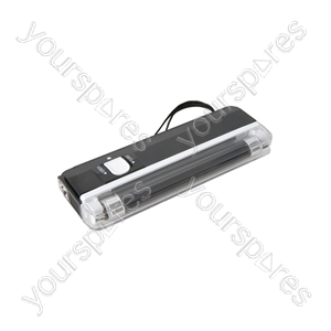 Mini Black Light - Lamp with built projector - BL135 from QTX