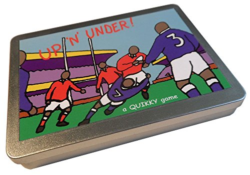 QUIKKY GAMES Rugby – Up n Under from QUIKKY GAMES