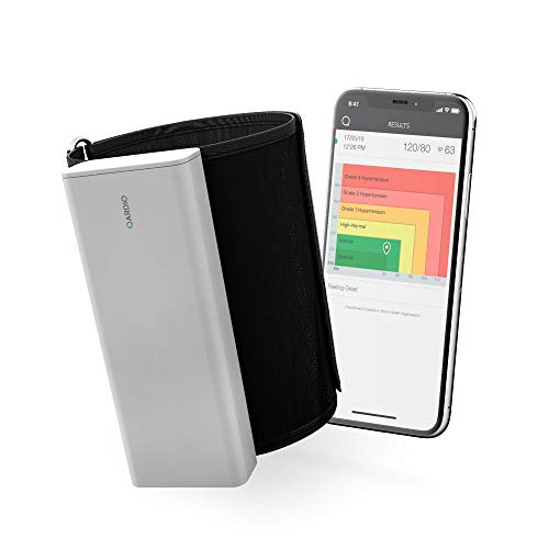 QardioArm Wireless Blood Pressure Monitor (for iOS and Android) from Qardio