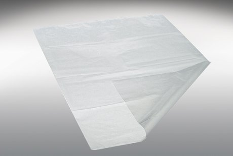 "Qorpak BAG-09832 LDPE Clear Open End Bag, 10"" x 14"", 2 mil (Pack of 1000) from Qorpak"