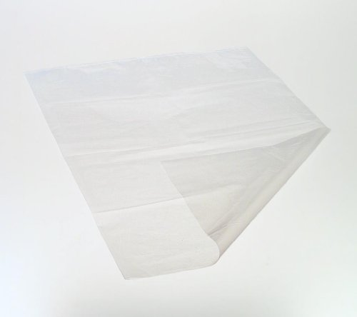 "Qorpak BAG-09844 LDPE Clear Open End Bag, 14"" Width x 20"" Length, 2 mil Thickness (Pack of 250) from Qorpak"