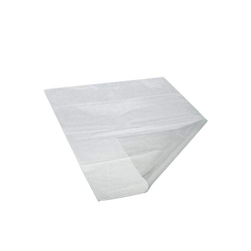 "Qorpak BAG-09893 Polyethylene Clear LDPE Open End Bag, 2 mil, 6"" x 16"" Size (Pack of 1000) from Qorpak"
