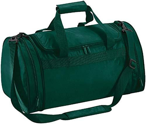 Quadra sports holdall in bottle green from Quadra