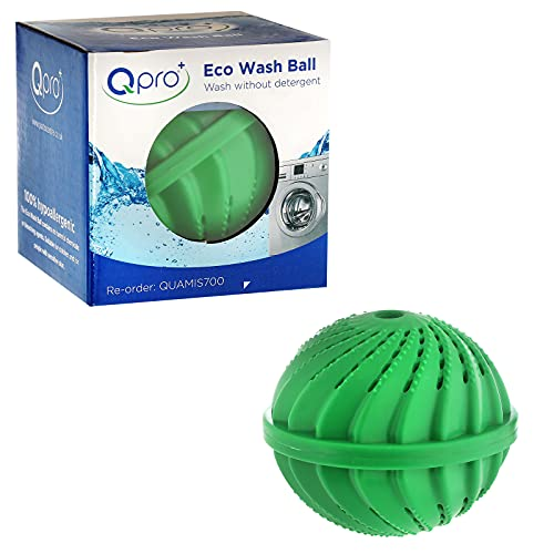 Qualtex Eco Magic Laundry Washing Machine Clean & Soften Clothes Wash Ball - 1000 Washes from Qualtex