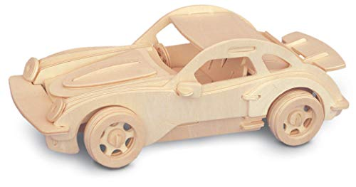 Quay 911 GT Woodcraft Construction Kit FSC from Quay