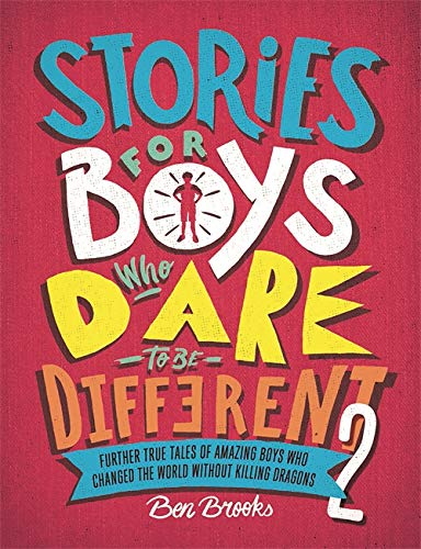 Stories for Boys Who Dare to be Different 2 from Quercus