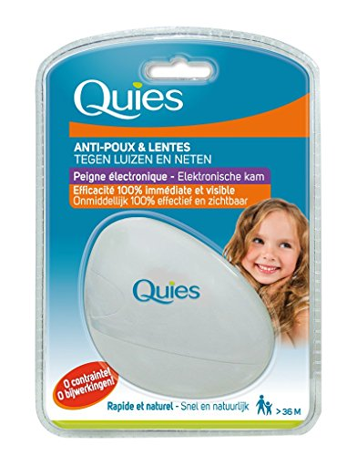 Quies Anti-Lice and Nits Electronic Comb from Quies
