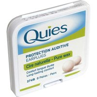 Quies Protective Auditive Earplugs 8 from Quies