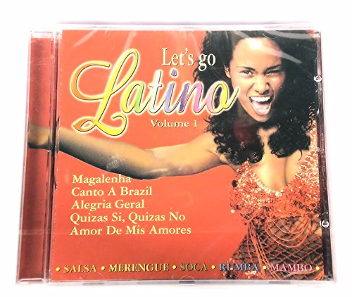 Let's Go Latino, Vol. 1 from R Dot