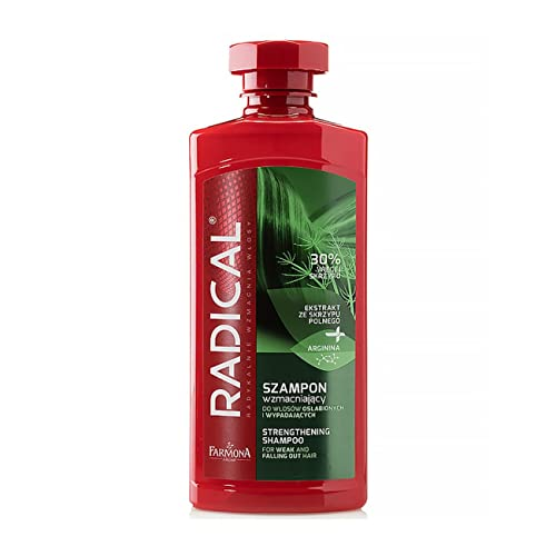 Farmona Radical Shampoo for Weak and Falling Out Hair 400 mililitra from RADICAL