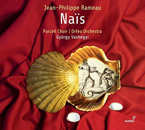 Nais from RAMEAU / JEFFERY / ORFEO ORCHESTRA