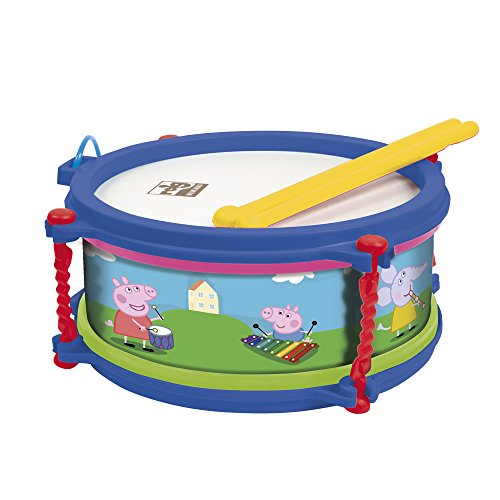 Reig 2340 Drum – Peppa Pig from Reig