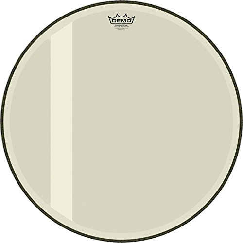 "Remo 22"" Powerstroke 3 Felt Tone Bass Drum Head P3-1022-00-FLT from REMO"