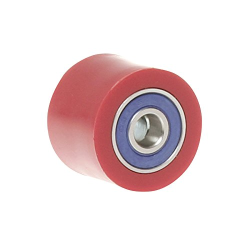 RFX FXCR 10032 55RD Chain Roller Universal Upper and Lower, Red, 32 mm from RFX