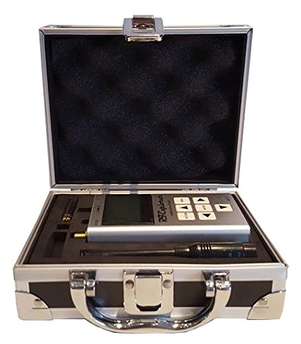 RF Explorer 3G Combo Handheld Spectrum Analyzer with Aluminium Case + Free Downloadable Software from RFandEMF
