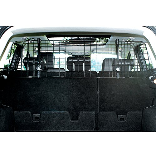 RHINO AUTO Rhino Automotive© Heavy Duty Headrest Mesh Dog Guard RW0747 from RHINO AUTO