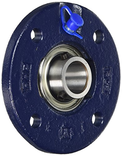 RHP FC20 FC Self Lube Cast Iron Four Bolt Round Flange Bearing Unit, 31.00mm x 20mm Ø from RHP