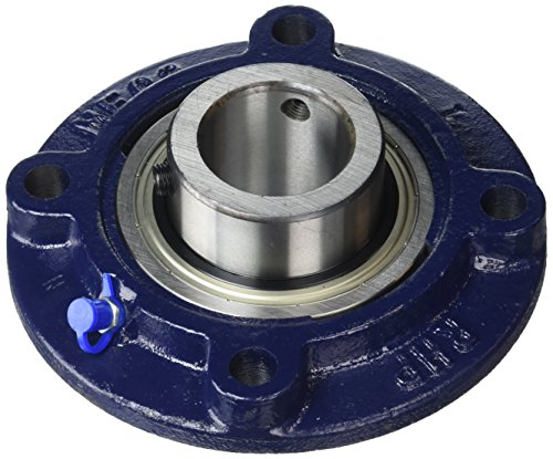 RHP MFC35 Self Lube Four Bolt Round Flange Bearing Unit from RHP