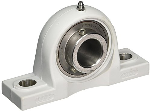 RHP PNP1.1/4CR Self Silver Lube Pillow Block Bearing Unit from RHP