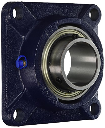 RHP SF2.3/16 Self Lube Four Bolt Square Flange Bearing Unit from RHP