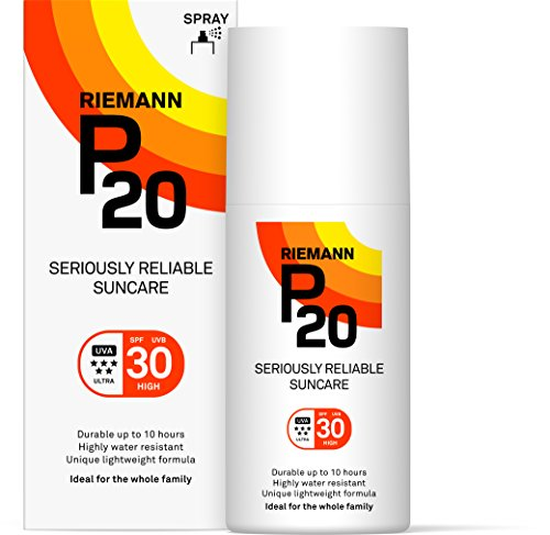 Riemann P20 Once a Day Sun Protection Spray with SPF30, 200ml - Single Pack from RIEMANN P20