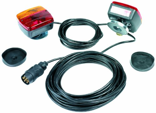 Ring Automotive RCT800 Magnetic Trailer Lighting Kit, 12/ 4 m from RING