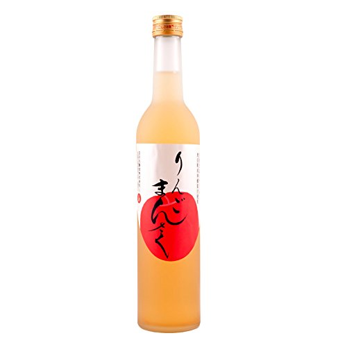 RINGO MANSAKU Apple Sake, 500 ml from RINGO MANSAKU