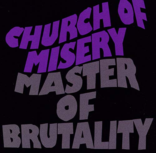 Master Of Brutality from RISE ABOVE RECORDS