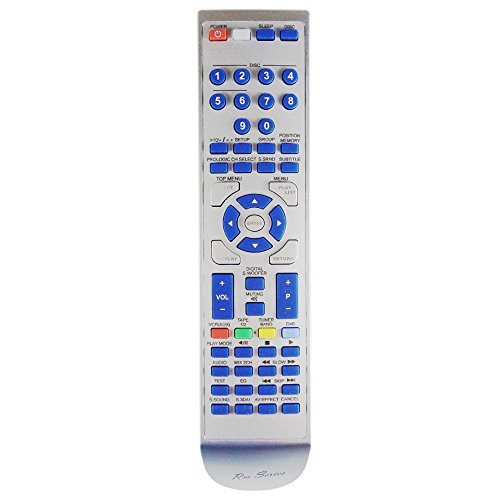 RM-Series Replacement TV Remote Control for Technics SA-DV280 / SADV280 from RM Series