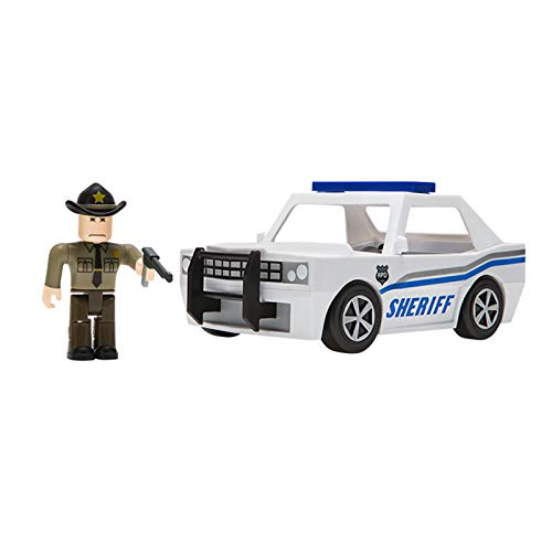 ROBLOX Neighborhood of Robloxia Sheriff Patrol Car Vehicle from Roblox