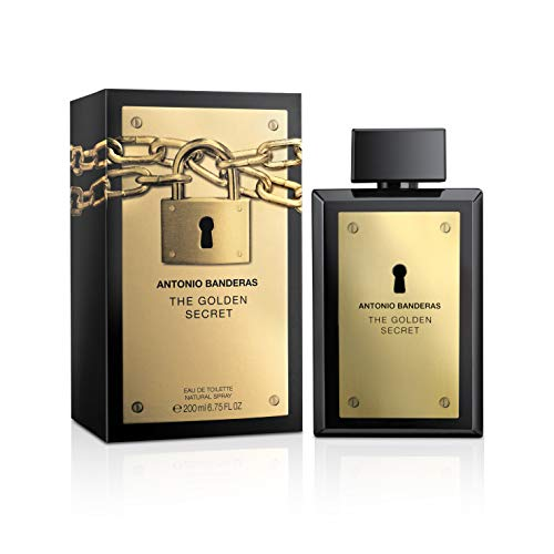 THE GOLDEN SECRET Eau de Toilette spray 200ml from ROLINA HERRERA
