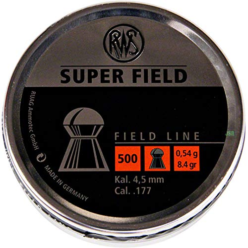 RWS Superfield .177 4.52 from RWS