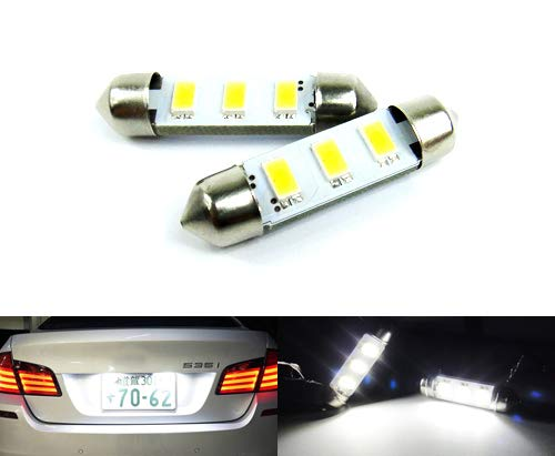 1x Fits BMW 3 Series E46 239 C5W Genuine Neolux Interior Boot Light Bulb