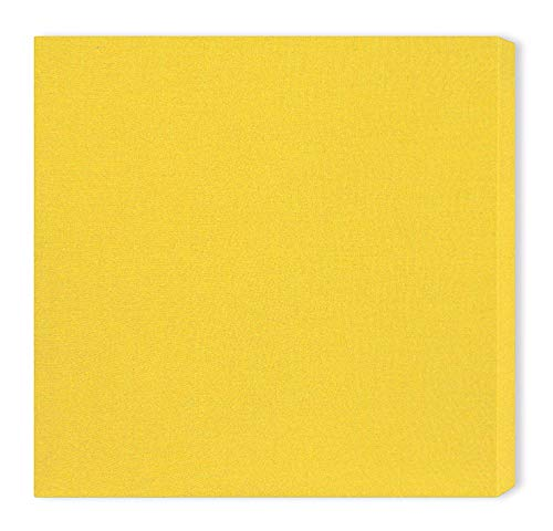 "High performance acoustic tile""Brushed Pro S"": 58 * 58 * 6.5cm, Ananas from RaiWai Acoustics"