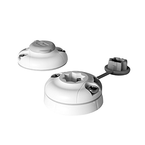 Railblaza 03400121 StarPort Mount (Pack of 2) - White from Railblaza