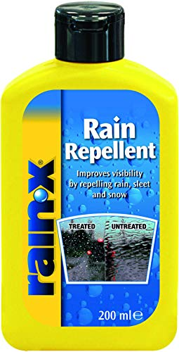 RainX. Rain Repellant 200ml Rain X Windscreen Cleaner from Rain-X