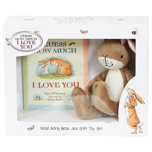 Rainbow Designs GH1351 Guess How Much I Love You Gift Set from Rainbow Designs