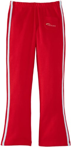 Rainbow Jog Girl's Trousers Red, Small from Rainbow