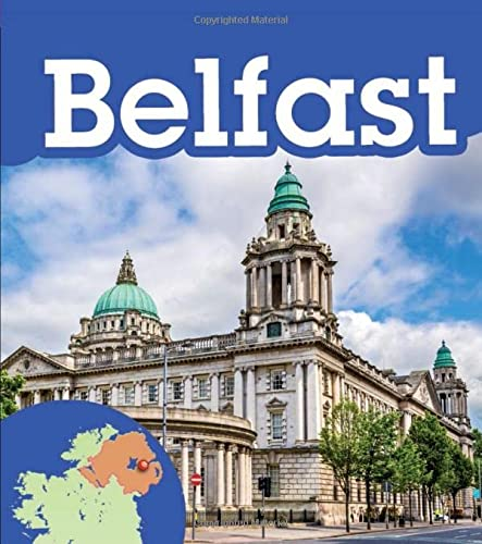 Capital Cities of the United Kingdom: Belfast from Raintree