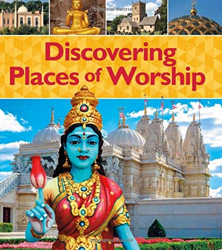 Discovering Places of Worship from Raintree
