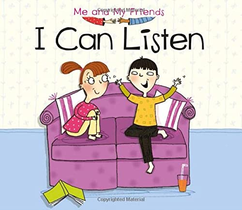 I Can Listen (Me and My Friends) from Raintree